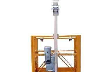 250kg tek adam ltd6.3 kaldırma ile çalışma platformu l strirrup askıya