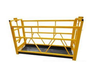 Cam temizleme süspanse platform-için-yapı temizleme