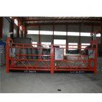 Forklift askıya alınmış platform kızağı ayarlanabilir çalışma platformu