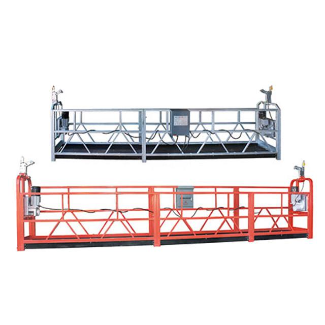 Yüksek Rise Bina Bakım Pencere Temizleme Askıya Çalışma Platformu ZLP630