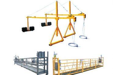 Sıcak satış başarısı çelik ağrılı erişim platformu zlp630 askıya alındı, zlp800, zlp1000