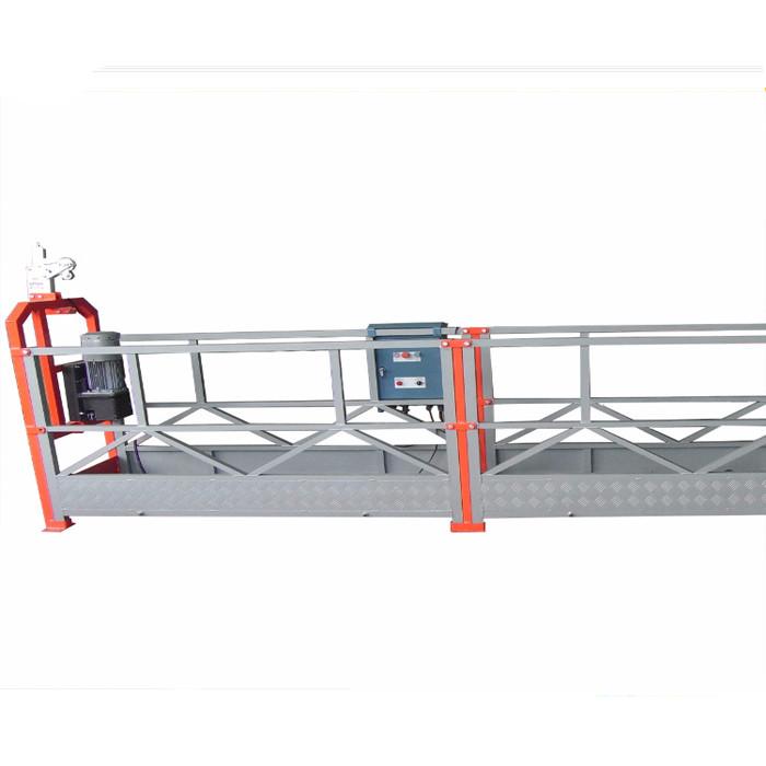Pin - 1.8kw Motor Gücü ile 800kg Asma Çalışma Platformu
