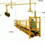 Doğrudan üreticiden askıya alınmış platform için fabrika satış kaliteli elektrikli vinç
