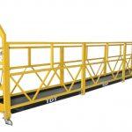 çelik / sıcak galvanizli / alüminyum alaşımlı ip askıya platformu 1.5kw 380v 50hz