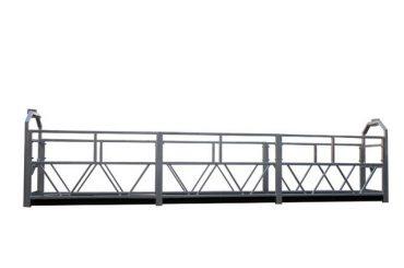 2 x 1.8 kw askıya alınmış iskele tek fazlı askıya platformu beşiği zlp800